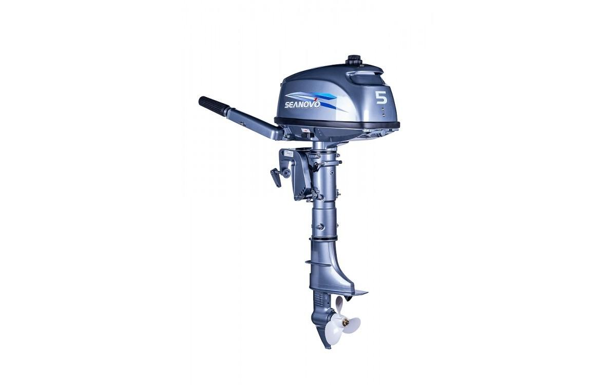 Лодочный мотор Seanovo SN 5 FHS