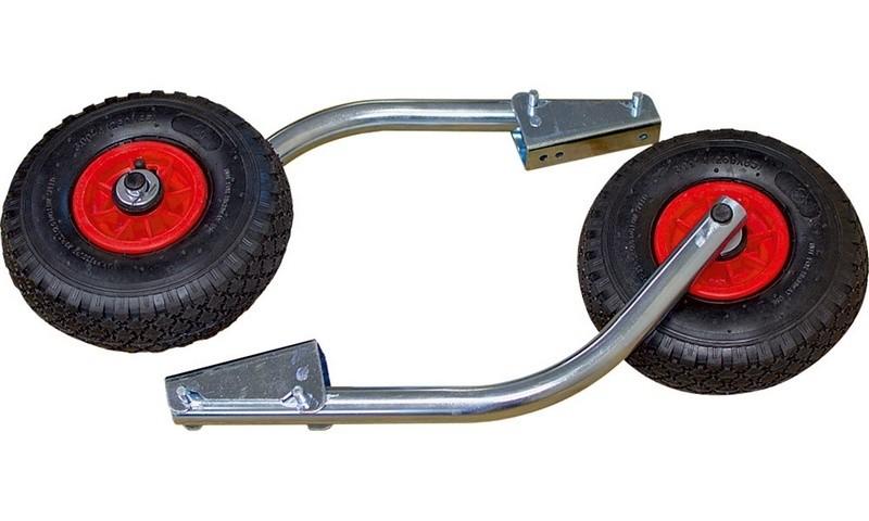 Транцевые колеса М
