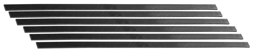 Комплект накладок на сани Тайга 1900 (1750х35х8мм)
