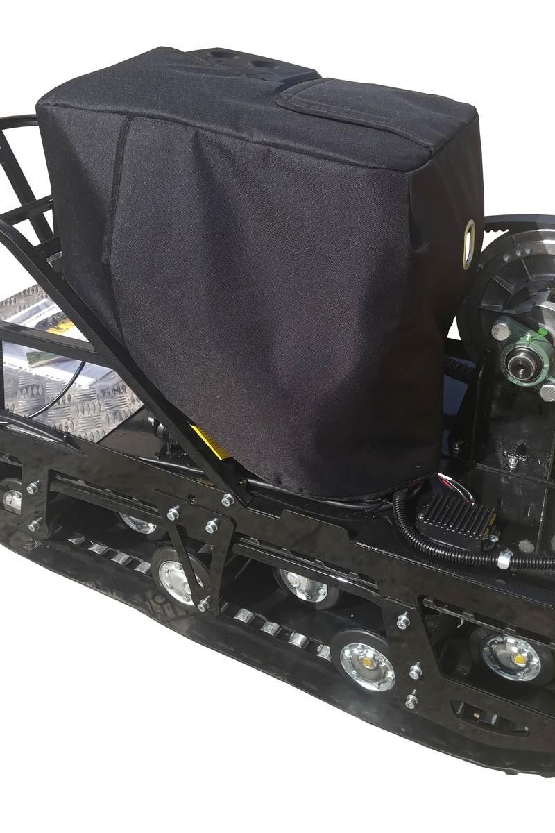 Чехол двигателя 15 л.с мотобуксировщика мягкий (водоотталкивающая ткань)
