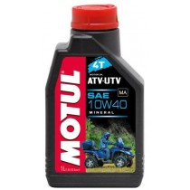 105878 ATV-UTV 4T 10W40 1л MOTUL Масло моторное