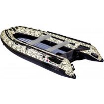 Лодка SMarine AIR MAX - 360 зеленый камуфляж