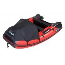 Gladiator E380 красно-черная