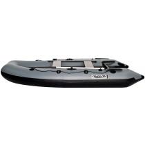 Лодка Omolon SLD 330 IB серая/черная
