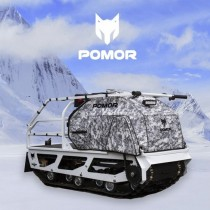 Мотобуксировщик POMOR М-500 PRO K18