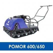 Мотобуксировщик POMOR М-600/650 K18
