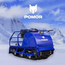 Мотобуксировщик POMOR L-500 PRO K20