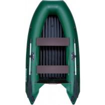 Лодка Omolon SLD 330 IB зеленая