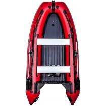 Лодка SMarine AIR MAX - 380 (красный)