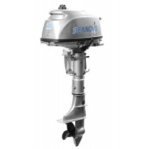 Лодочный мотор Seanovo SN 5 FHS (с доб. баком 12л)