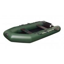Лодка ПВХ  Skiff-270 (зеленая)