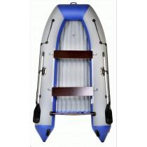Лодка REEF-360 нд стеклопластиковый интерцептр