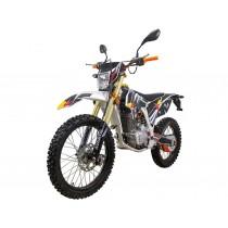 Мотоцикл Avantis A2 LUX (172FMM-3A, возд.охл) с ПТС