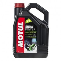 108210 Snowpower Synth 2T 4л MOTUL Масло моторное