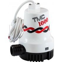 1005512 помпа осушительная, 12В, 1000GPH (3785 л/ч)
