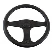 D33_EC рулевое колесо E.Chance обод и спицы черные д. 330мм