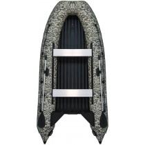 Лодка SMarine AIR Standart 360 (зеленый пиксель)