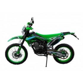 Мотоцикл Regulmoto ZR 250 2020г (Зеленый, , 100013-20)
