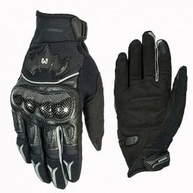 Мотоперчатки MasontexM15 III (черный/серый L)