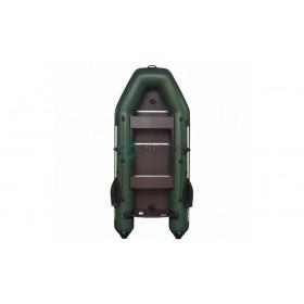 """Лодка ПВХ """"Таймыр-270 К"""" (зеленая)"""