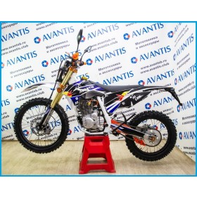 Мотоцикл Avantis A2 (172FMM-3A, возд.охл.) ПТС